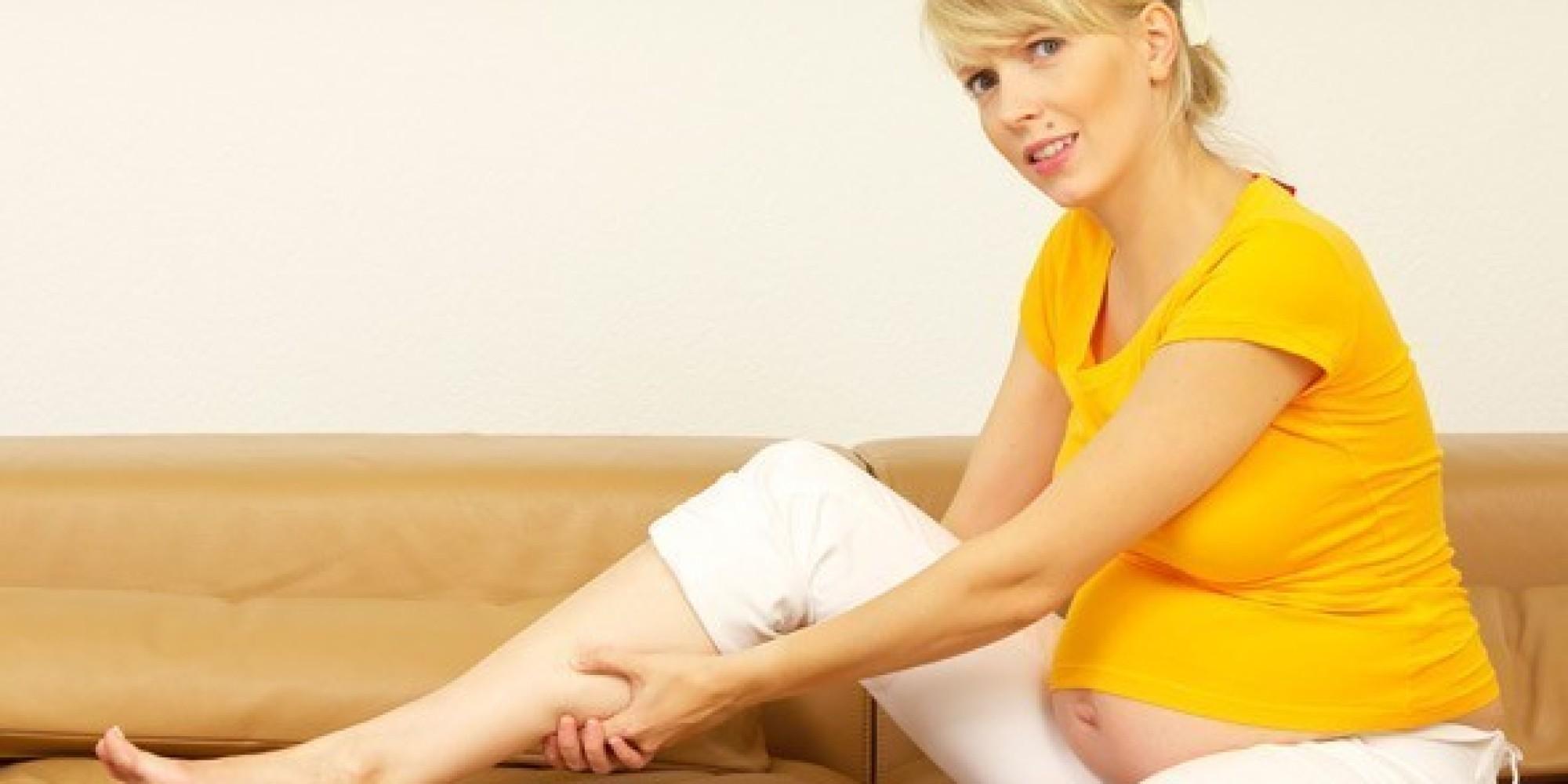 Пахнут ноги у беременных