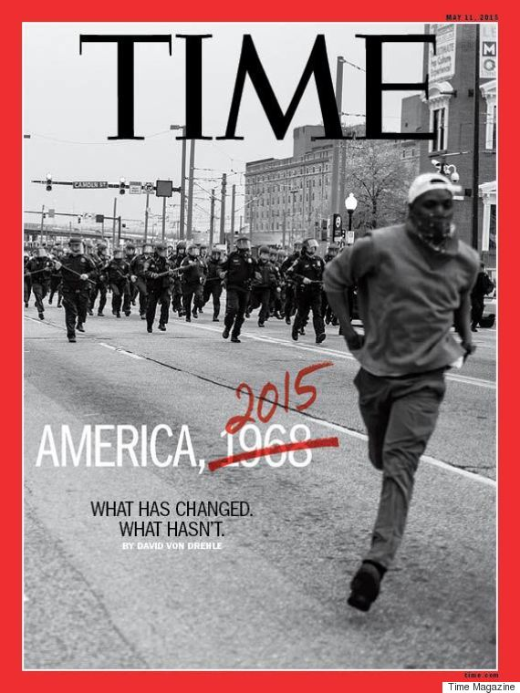 Time Cover, May 1, 2015.