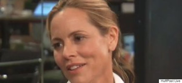 Maria Bello: 'The Only Labels You Should Have Are The Ones You Give Yourself'