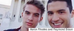 AARON RHODES AND RAYMOND BRAUN
