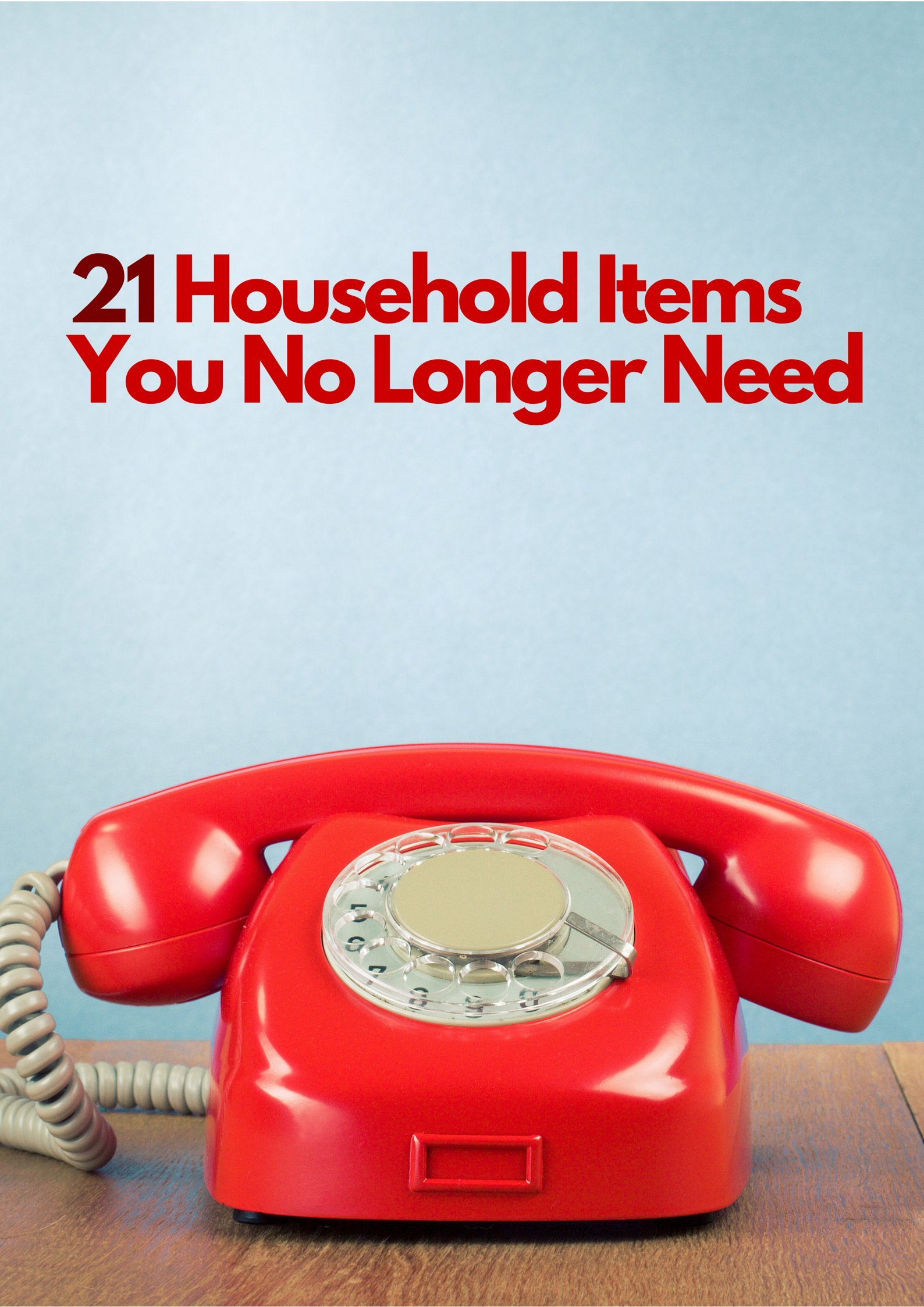 21 obsolete household items that we all had 10 years ago huffpost - Household items use ...