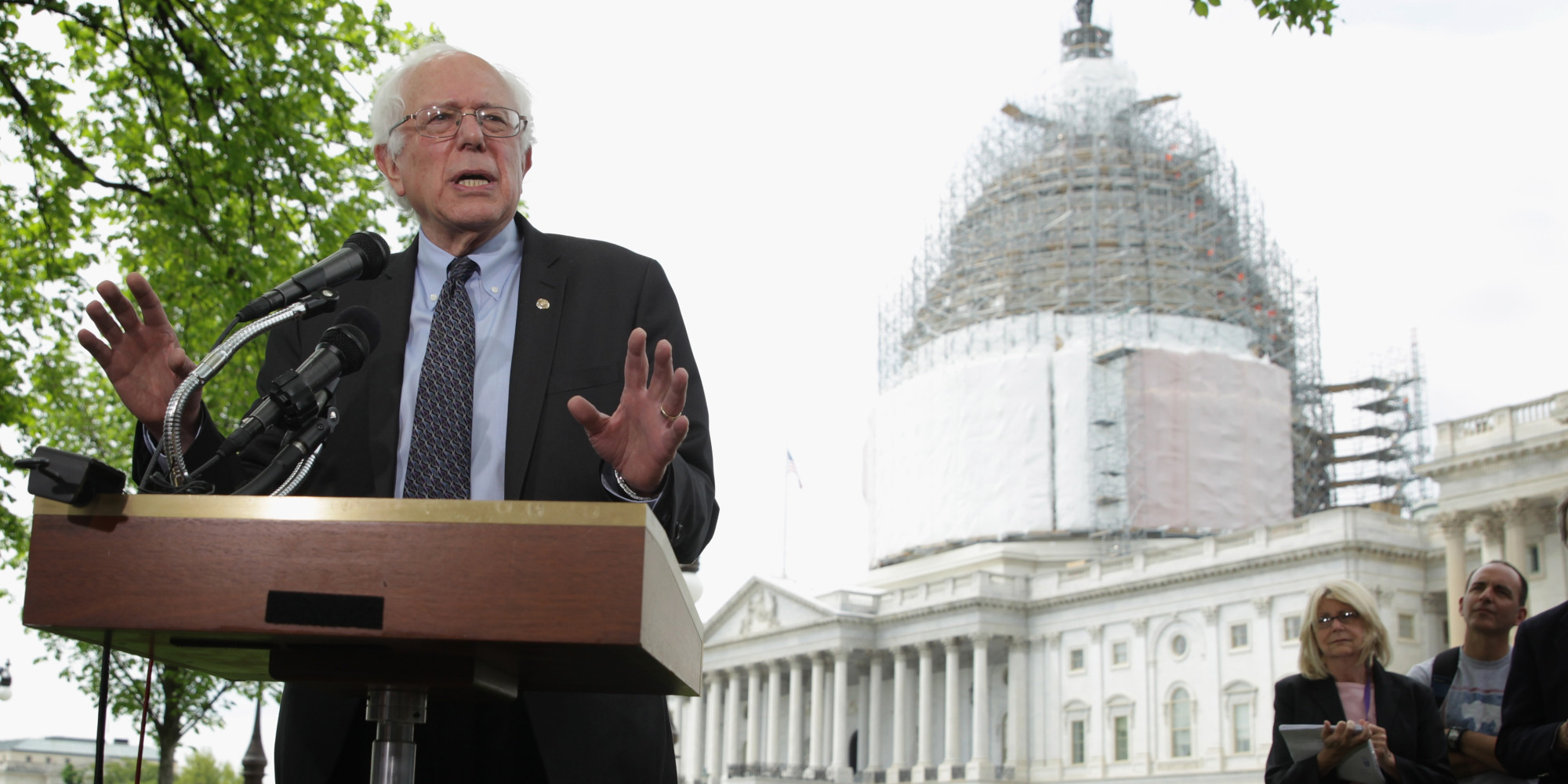 Bernie Sanders Is Fed Up With Money In Politics And He 39 S