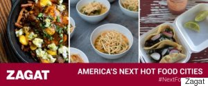 NEXT HOT FOOD CITIES