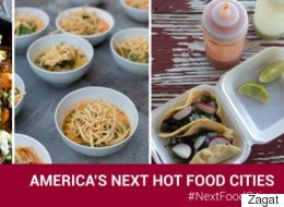 Discover America's Next Hot Food Cities