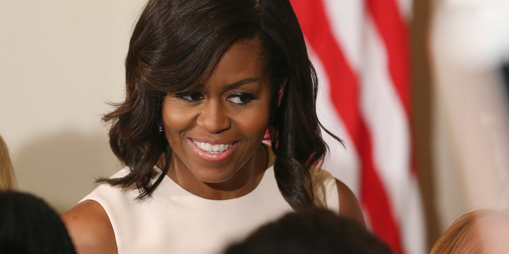 michelle obama's curly hair and more celebrity beauty looks we