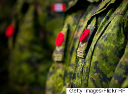 Canadian Soldier Faces Charges In U.K.