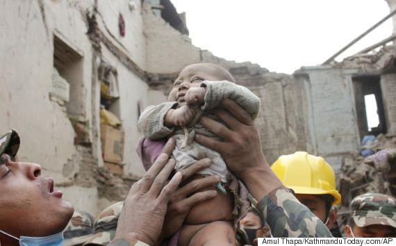 baby nepal