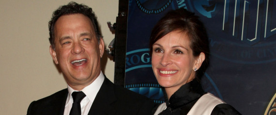 pictures of tom hanks children. #39;Larry Crowne#39; Second Trailer: Tom Hanks, Julia Roberts In Recession Love