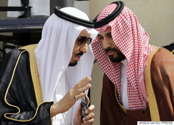 saudi arabia salman