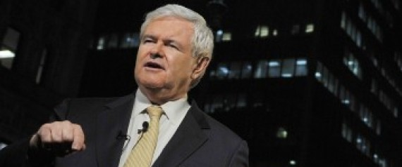 NEWT GINGRICH 2012 SPEECH