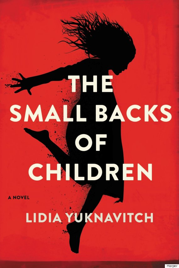 small backs of children