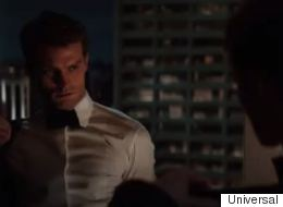 Jamie Dornan Returns In 'Fifty Shades Darker' Teaser