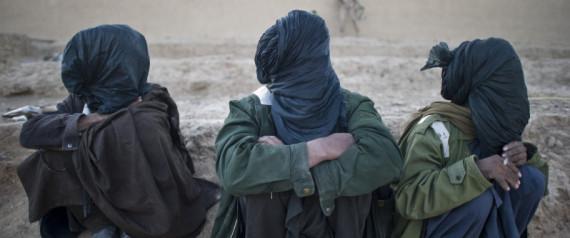 AFGHANISTAN PRISONERS TALIBAN
