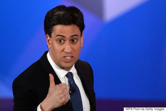 ed miliband leaders debate