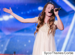 12-Year-Old Maia Stuns 'BGT' Judges With Her Tear-Jerker Audition