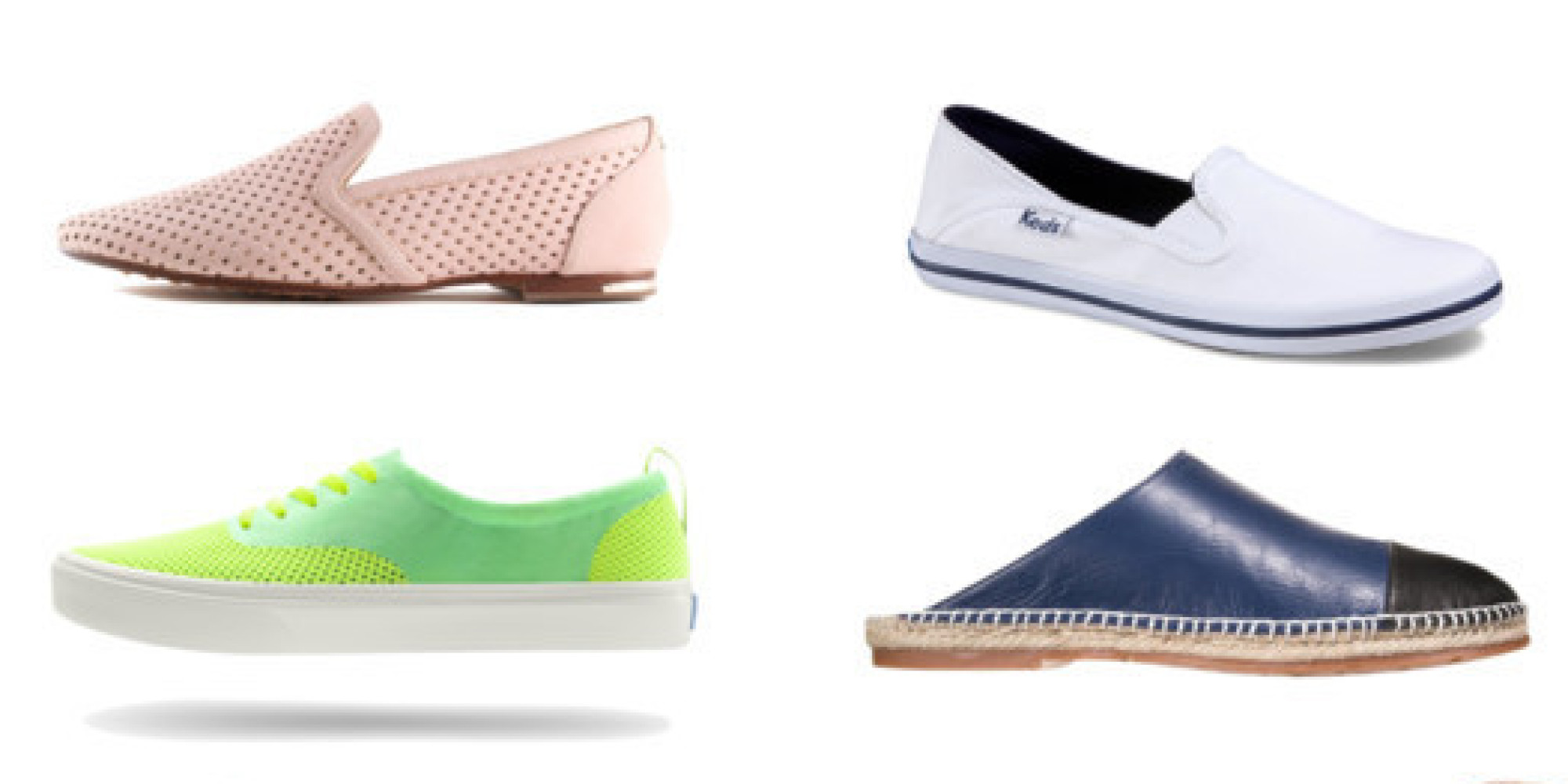 8 Lightweight Shoes That You Need In Your Purse When Your ...