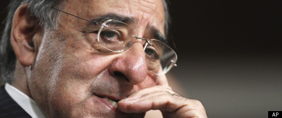 leon panetta secretary of defense. Panetta Cyberattack Pearl Harbor Defense Secretary