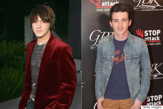 drake bell then and now