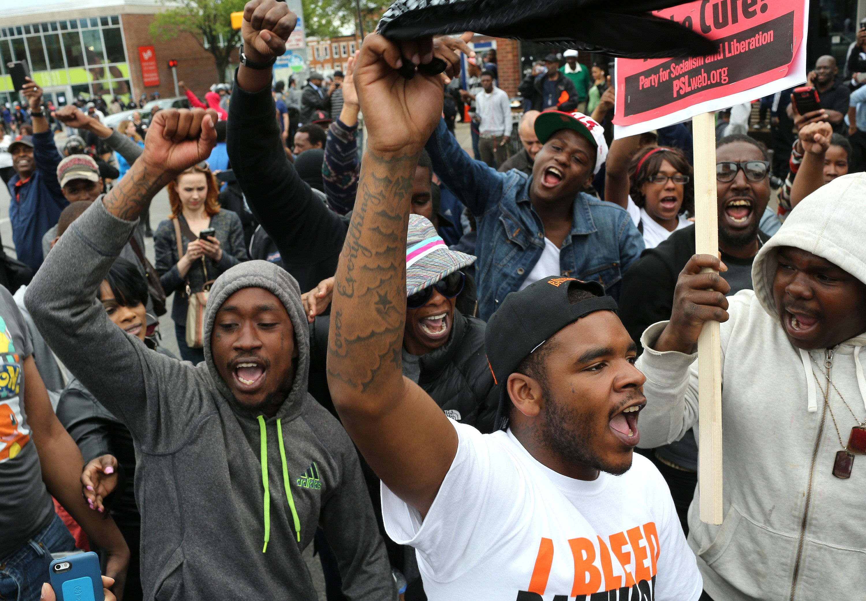 the controversial manslaughter case of freddie gray