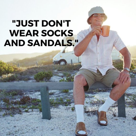 this is how women really feel about men in shorts huffpost