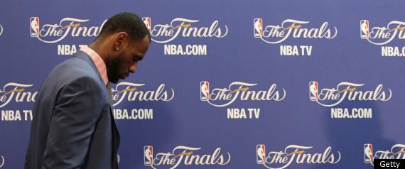 NBA FINALS KARMA