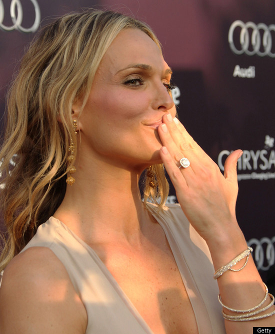 Molly Sims Engagement Ring Cost