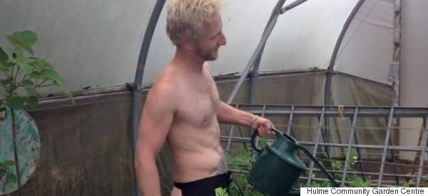 Grab A Hoe: World Naked Gardening Day Is Upon Us