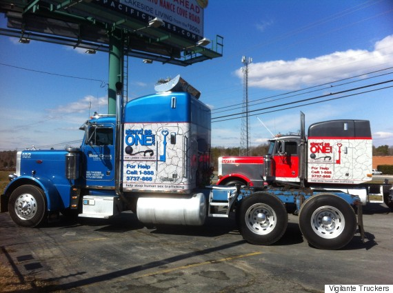 vigilante truckers