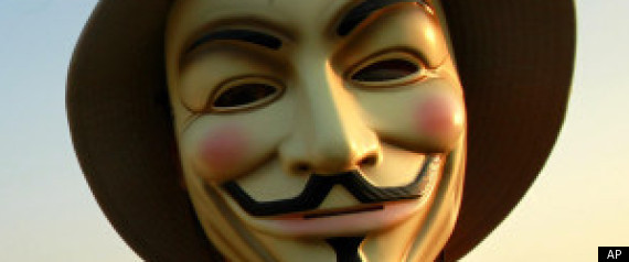 Anonymous Hack Spanish Police Website