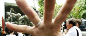 Hand Block Camera