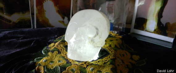 Max The Crystal Skull