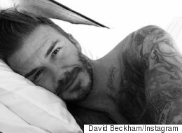 David Beckham's Already Done Two Special Things For His 40th Birthday