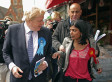Labour Candidate Manhandled By 'Tory Activist' While Trying To Debate Boris Johnson