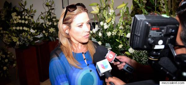 POCOS SE ACERCAN A DESPEDIR A LA QUERIDA 'INDIA MARÍA'