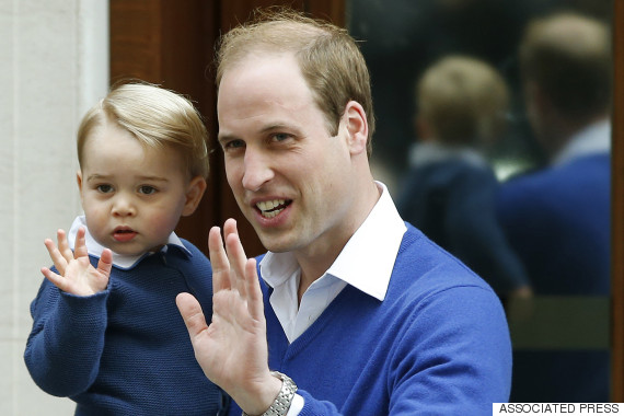prince george royal baby
