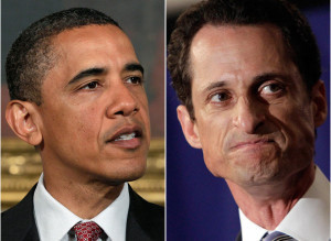 Obama Anthony Weiner Resignation