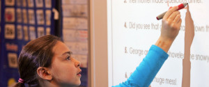 Classroom Smart Board
