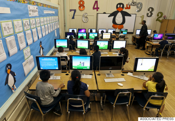 Technology In Elementary Classrooms ~ Innovations from the past decade that aim to change