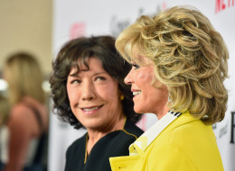 Lily Tomlin And Jane Fonda Break Down Myths About Feminism Like The Bosses They Are