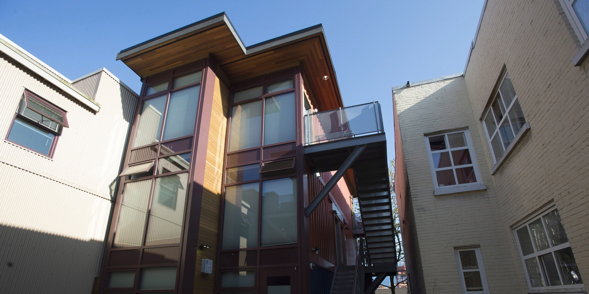 Vancouver Shipping Container Homes Set Example For Rest Of