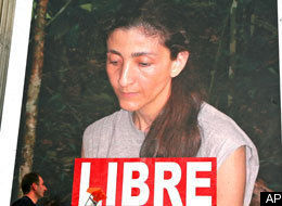 French officials say former hostage Ingrid Betancourt will be awarded the ...