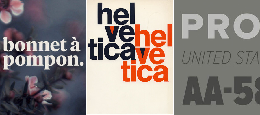 Beyond Helvetica 9 More Rsum Fonts That Stand Out According To