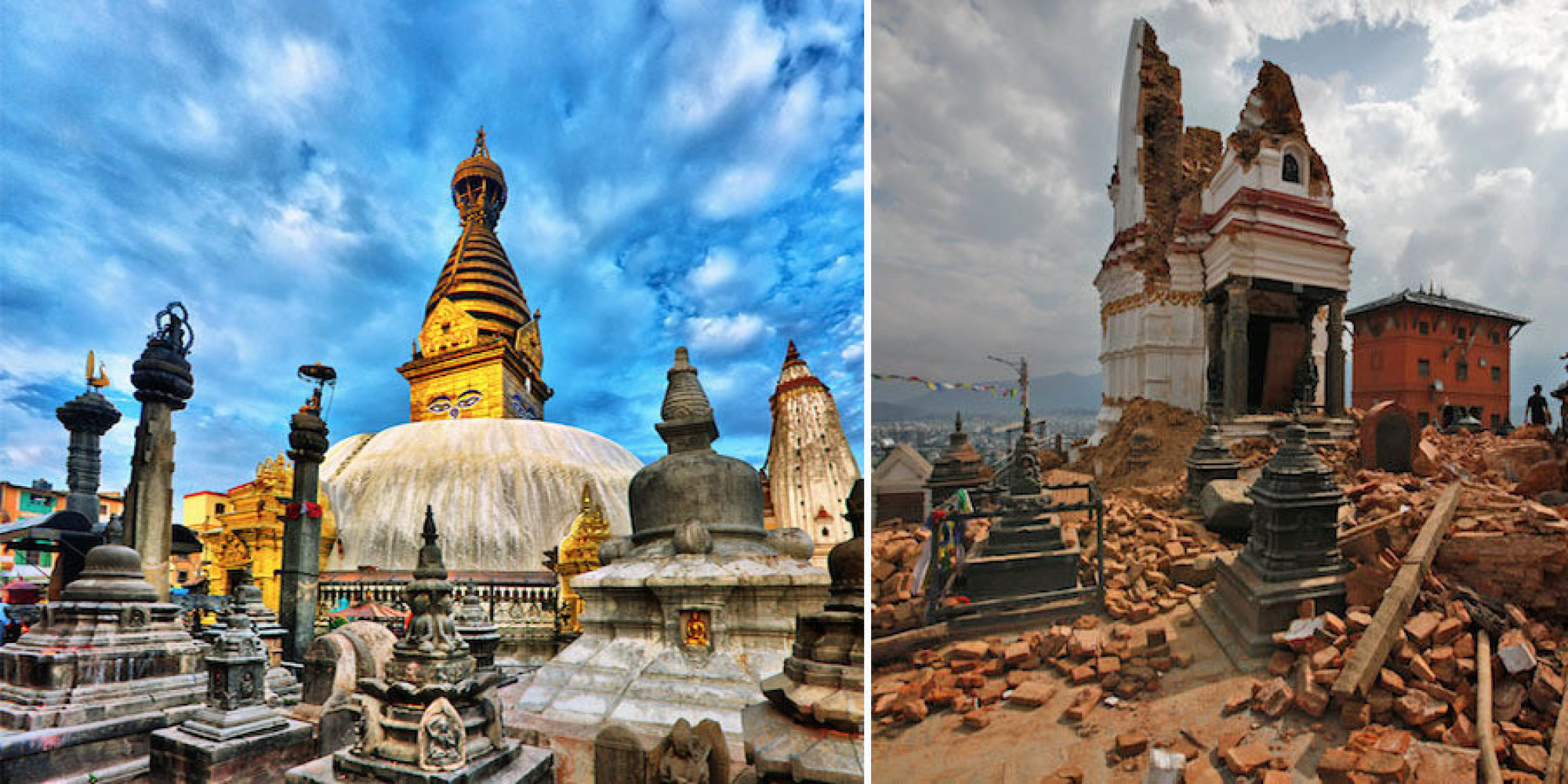 10 Sacred Sites Damaged Or Destroyed In The Last 10 Years And What Some Are Doing To Rebuild