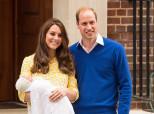 Welcome, Charlotte Elizabeth Diana