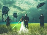 19 Awesome Wedding Ideas For 'Star Wars' Super Fans
