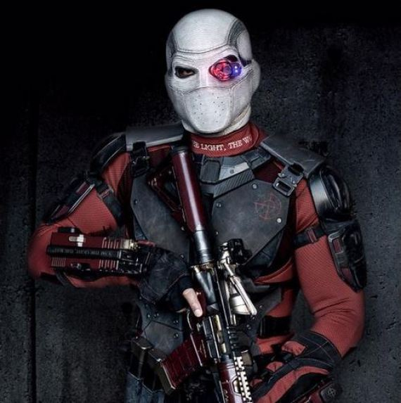 will smith deadshot suicide squad