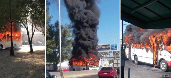 CAOS Y TERROR EN LA SEGUNDA CIUDAD MÁS GRANDE DE MÉXICO