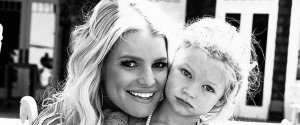JESSICA SIMPSON DAUGHTER