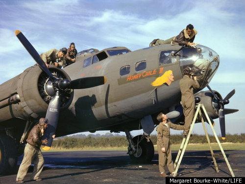 """[Revell] B-17F """"Memphis belle"""", 1/48e BOMBER-1"""