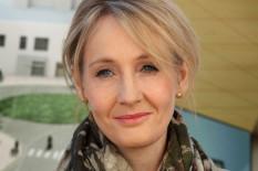 JK Rowling | Pic: PA
